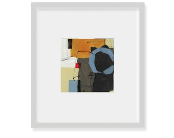 Abstract Art, Watercolor Wall Art, Abstract Paintings, Black Watercolor Print, Black Beige Figurative Art, Figurative Modern Art, Pastel