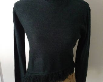 Vintage Yi Ji Turtleneck Sweater