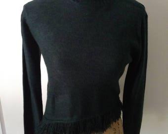 Vintage Yi Ji Turtleneck Sweater