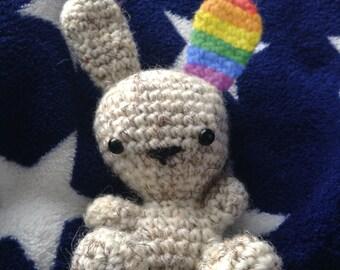 Rainbow Pride Bunny