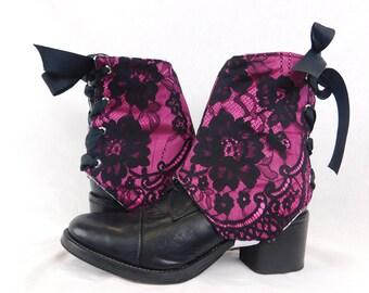 Reversible spats