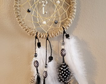 The Key To My Heart Dream Catcher