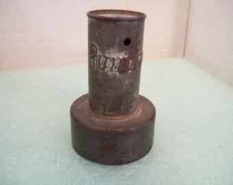 Vintage Rumford Biscuit Cutter, Tin Baking Bake Ware