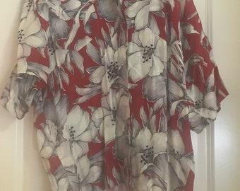 Norma Kamali Rare Vintage  Skirt and Top - 80's
