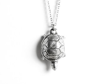 Turtle Totem Necklace