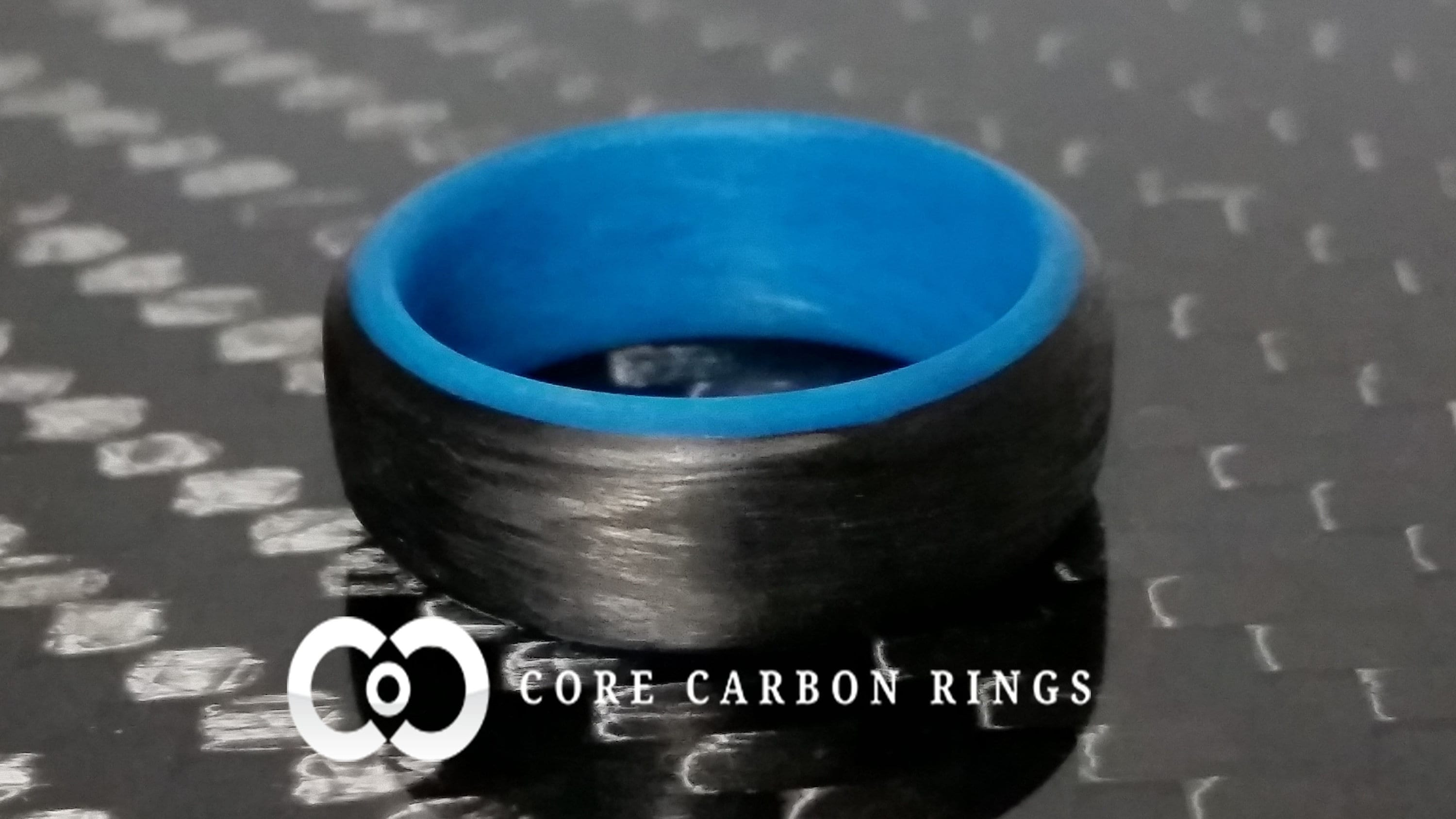 carbon projects bright s the kickstarter dallinanilocarbon by rings first world dallin triton original glow ultra lume fiber