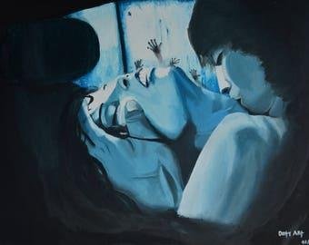 Conception- Original Fine Art Print