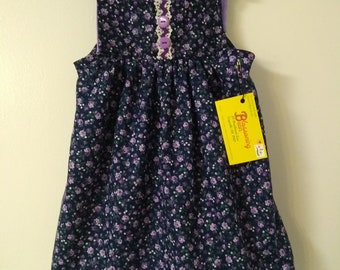 Purple Profusion  Dress
