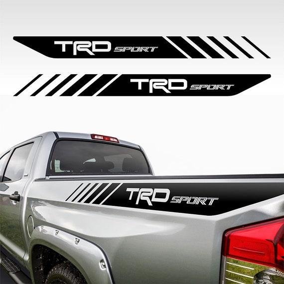 Tacoma Sport Toyota TRD Truck 4x4 Decals Vinyl PreCut Stickers