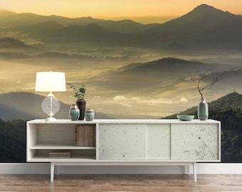 Rolling Hills Wallpaper Murals - Living Room / Office Wallpaper - Piotr Wróbel Collection