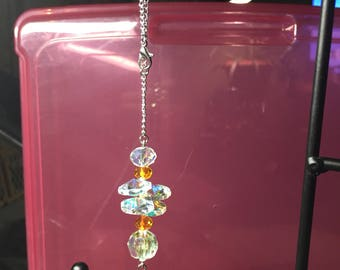 Small angel suncatcher
