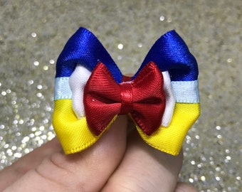 The Fairest of them all Bow Pin