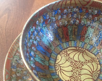 Shofu 1000 FACES Cup and Saucer Set (2 Available)