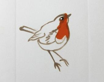 Robin monotype