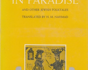 A Portion in Paradise and Other Jewish Folktales 1970 Translated by HM Nahmad