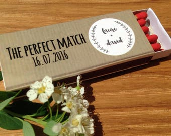 50 Custom Matchboxes * Personalized Matchbox * Photo Matchbox * Personalized Matches * Customized Matchboxes * Party Matches