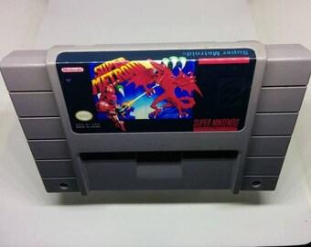 Super Metroid - SNES Super Nintendo