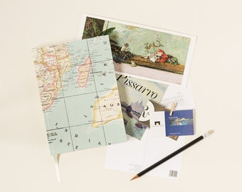 Worldwide - Handmade notebook