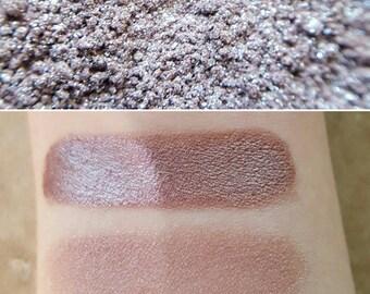 Vamp - Light Reddish-Brown, Mineral Eyeshadow, Mineral Makeup, Vegan