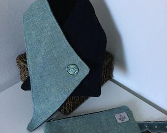 Scarf / Collar - Harris Tweed