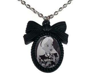 Tattoo Alice In Wonderland, Alternative Disney, Metallica