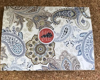 Kentucky Home/Handmade Card/Blank