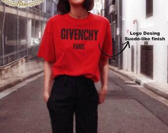 Inspired T-Shirt, Inspired T-Shirt Givenchi, Unisex shirt, Givenchi gift, Givenchi paris, paris T-shirts, Inspired T-Shirt gift