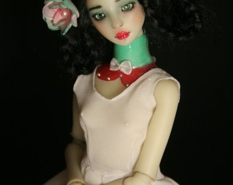 Bjd  Ball Jointed Doll  by Juliya Nechaeva - Midori OOAK Doll BJD OOAK