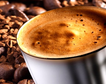 FRESH COFFEE Candle Soap Making Fragrance Oil, Diffusers, Aromatherapy, Lotions, Creams, Body Products, Oil Burners