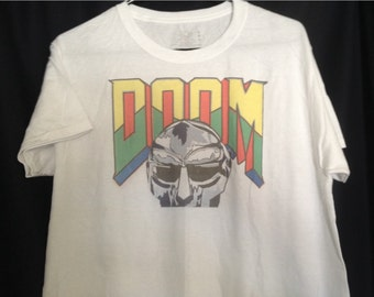 MF Doom Graphic Tee