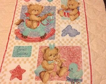 Teddy Bears Quilt