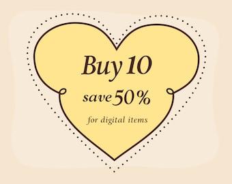 Save 50 % Coupon Code