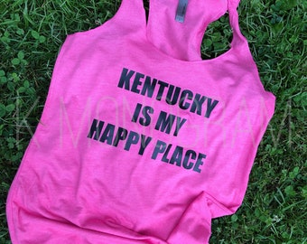 Kentucky is my Happy Place