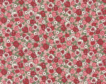 Bread N Butter by American Jane for Moda Fabrics, Red, #2169212, Sandy Klop
