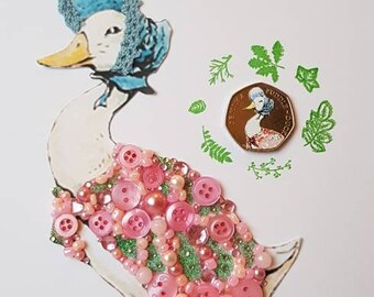 Puddle Duck 50p Frame
