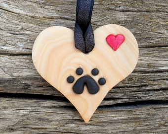 Gift for Pet Loss, Pet Memorial Ornament, Pet Bereavement, Dog memorial, Cat Memorial, Pet Lovers Gift, Personalized Pet Ornament