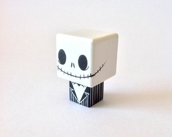 "Magnet  figurine cubique ""Jack"""