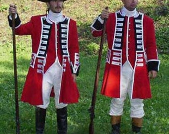 Commissioned Reenactors Outfits