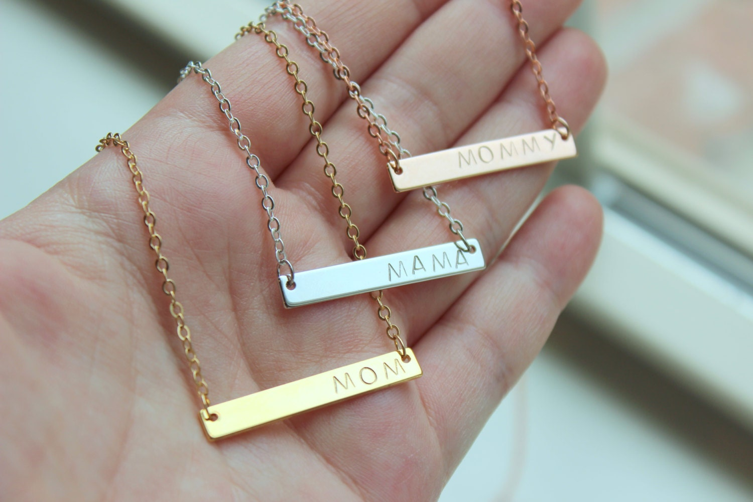 initials popsugar for moms jewelry kids presents and names push necklace with latest present