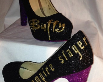 Buffy the vampire slayer heels / shoes * * * sizes 3-8