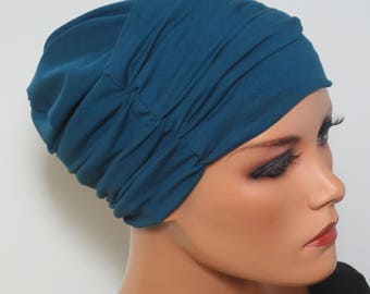 BEANIE of set of 2 m. Roman headband many colors high wearing comfort ideal for yoga chemotherapy alopecia or for boating Cabriofahen