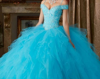 Quinceañeras dress
