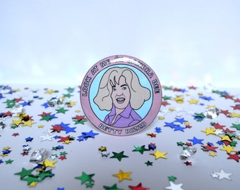 Betty Rizzo / Grease - 58mm - Badge