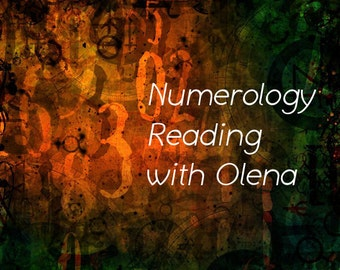 Soul Energy Numerology Reading for 2017