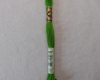 Embroidery, thread stranded special DMC 117MC E_905, parakeet Green