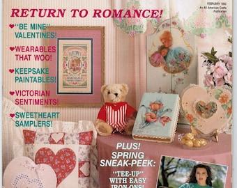 Craftworks Magazine February 1992