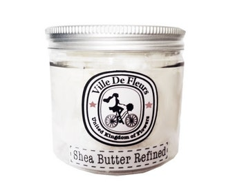 Natural Shea Butter Refined  -  anti ageing face, body, baby skin care
