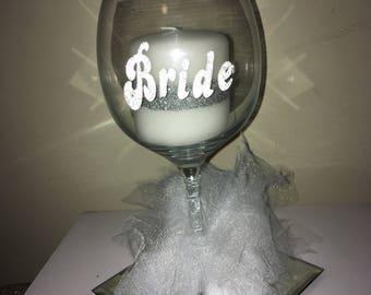 Bride Candle Holder