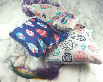 Sachets, Dream Pillows, Sachet Pillows, Sachet Bags, Herbs for Sleep, Herbs, Insomnia Help, Herbal Sachets,