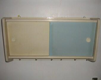 Kitchen cabinet * Hanging cabinet * MID century * 50s *